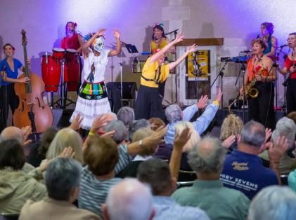 Concert « Off » du festival Jazz en Touraine 2021