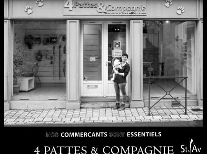 4 pattes & compagnie boutique