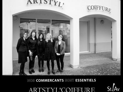 artstyl coiffure boutique