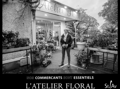 atelier floral boutique